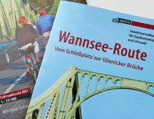 SenStadt Fahrrad-Routen