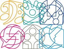Logofamilien Designsysteme